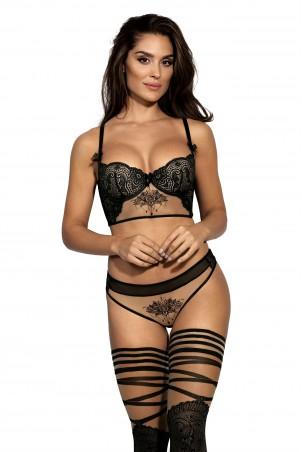 Półgorset/Semi-corset V-9031